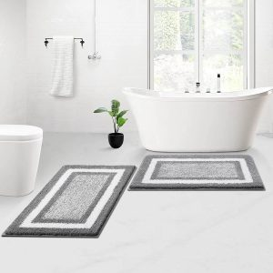 KMAT Bathroom Rugs