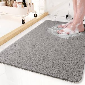 Luxury Non-Slip Mat, Mold and Mildew Resistant