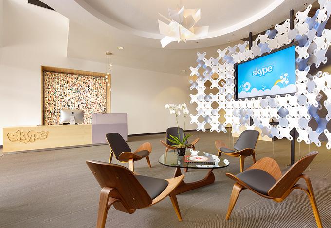 Skypes headquarters