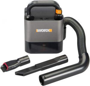 Worx WX030L 20V Power Share Cordless Cube Vac Compact Vacuum